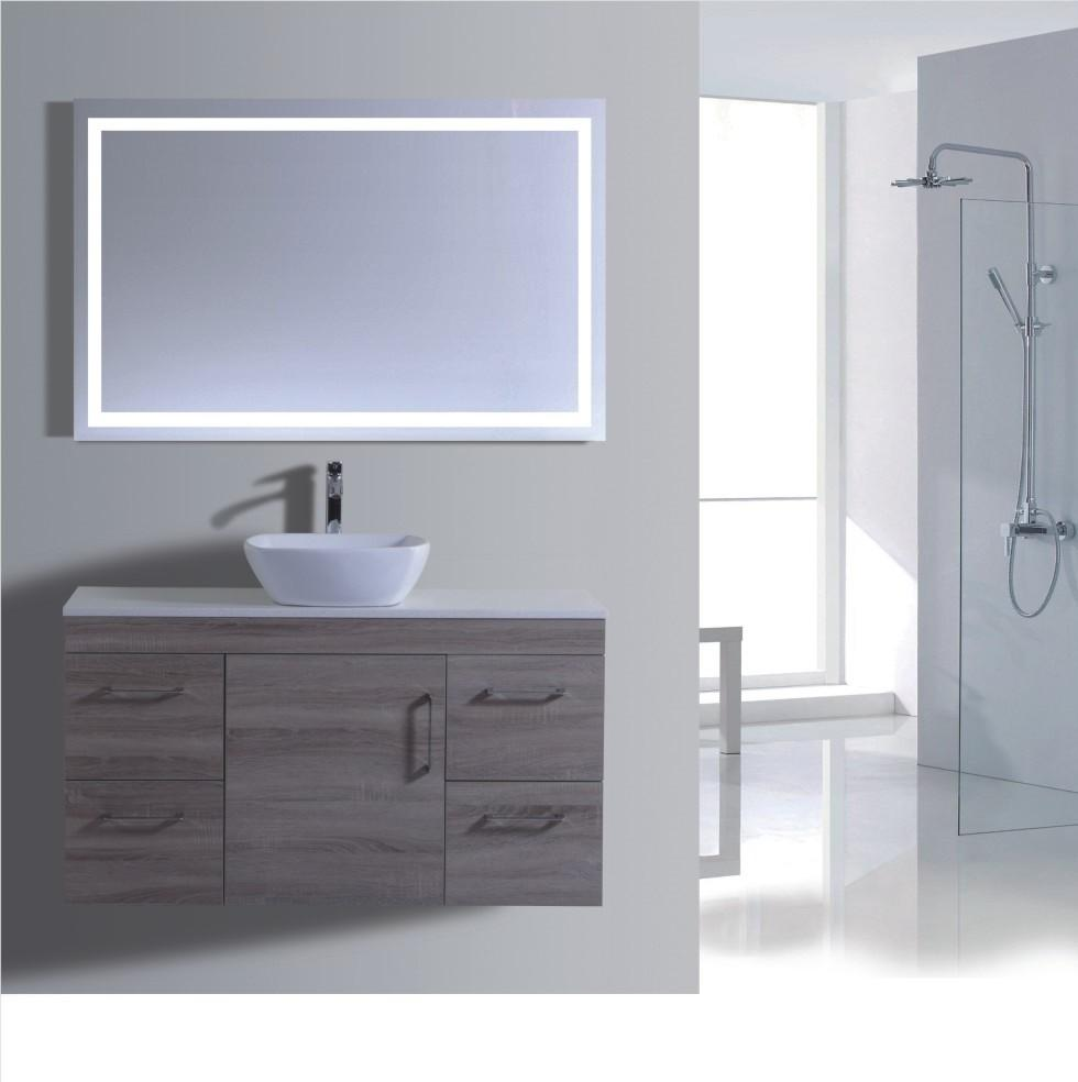 VGN1200 WGE Wall Hung Bathroom Vanity - Perth Bathroom Kitchen
